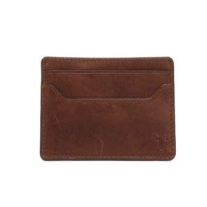 Logan Money Clip Card Case