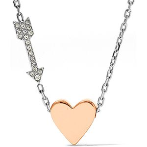 Heart & Arrow Pendant