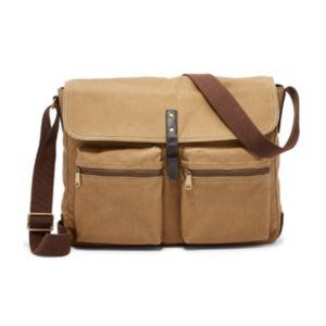 Messenger Bag-Brown