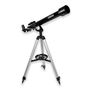 SkySeeker 40-100x 60mm Telescope w/ 5x24mm Finder Scope