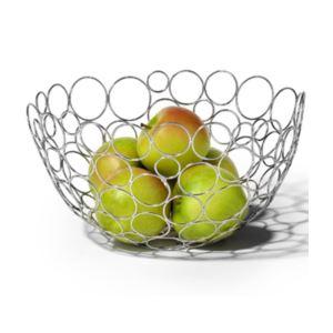 Wire Bowl-Chrome