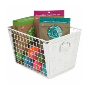 Storage Pet Basket-Paws
