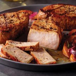 12 (5 oz.) Boneless Pork Chops