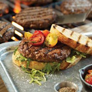 8 (5 oz.) Gourmet Burgers