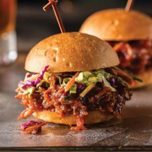 2 (16 oz.) BBQ Pulled Pork