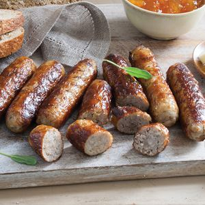 20 Breakfast Pork Sausages