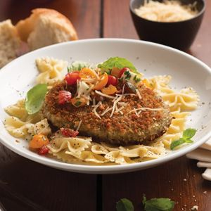 8 (4 oz.) Italian Breaded Veal Patties