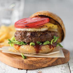 8 (6 oz.) Brisket Burgers