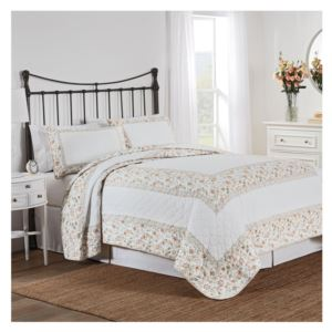 Nostalgia Home Sophie King Quilt Set - (Floral)