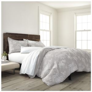 EcoPure Comfort Wash Sienna Linen Comforter Set - (King)