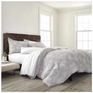 EcoPure Comfort Wash Sienna Linen Comforter Set - (FullQueen)