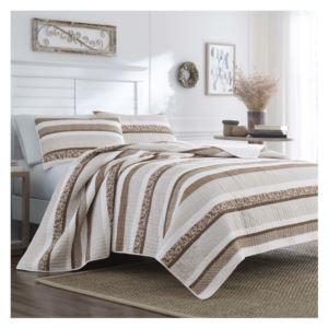 Elana Ultra Soft Cotton Quilt - (Multi) - (King)