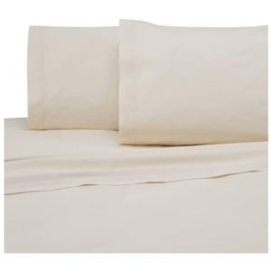 225 Thread Count Full Sheet Set - (Ivory)