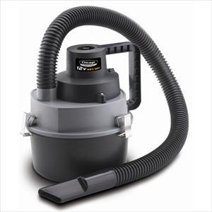 Chicago Power Tools 12 Volt Wet/Dry Portable Vacuum