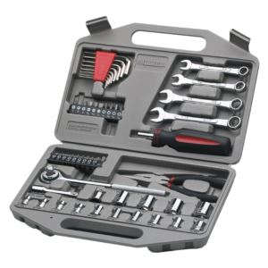 55 pc. Mechanical Tool Set w/ Storage Case