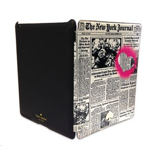 New York Journal - iPad Folio Hardcase