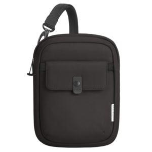 Origin Antimicrobial Anti-Theft Slim Bag Black