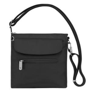 Anti-Theft Classic Mini Shoulder Bag Black