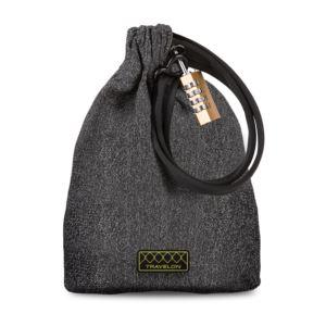 Anti-Theft Lockdown Cut-Proof Bag Gray - Large