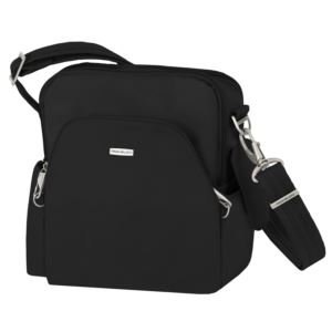 Anti-Theft Classic Travel Bag Black