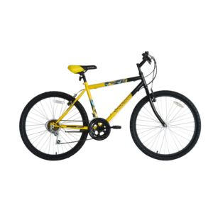 "26"" Men's Pioneer Mountain Bike"","" Yellow"