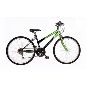 "26"" Ladies Wildcat"","" Lime Green/Black Mountain Bike"