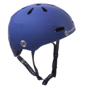 Multi-Purpose Helmet, Neon Blue