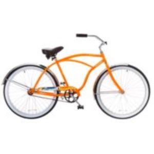 Titan DOCKSIDER Single speed Men's cruiser - Tangerine frame