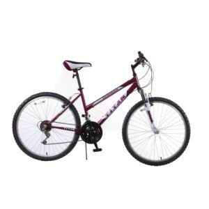 "26"" Ladies Purple Pathfinder Mountain Bike"