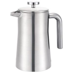 Doublewall Stainless Steel Coffee Press 1000ml