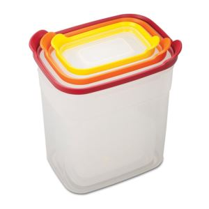 Nest Storage Tall Plastic Food Storage Containers
