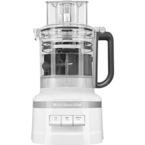 13-Cup Food Processor with Work Bowl in White