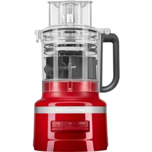 13-Cup Food Processor with Work Bowl in Empire Red