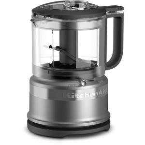 3.5-Cup Mini Food Processor in Contour Silver