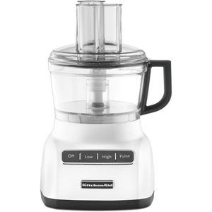 ExactSlice System 7-Cup Food Processor in White