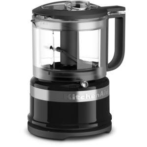 3.5-Cup Mini Food Processor in Onyx Black