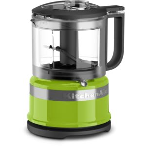 3.5-Cup Mini Food Processor in Green Apple