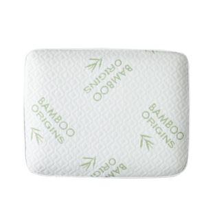 Bamboo Origins Memory Foam Square Pillow