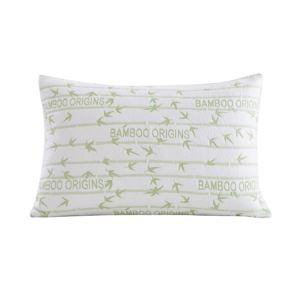 Bamboo Origins Memory Foam Lumbar Support Pillow