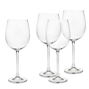 Ballon Goblet Glasses 4 Piece Set