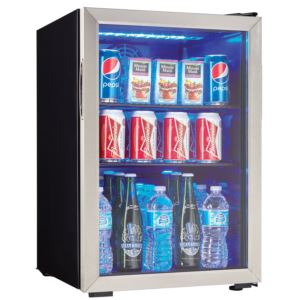 2.6 cu. ft. Freestanding Beverage Center
