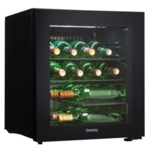 16 Bottle Freestanding Wine Cooler