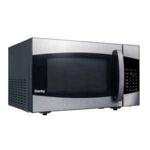 0.9 cu ft. Stainless Steel Microwave