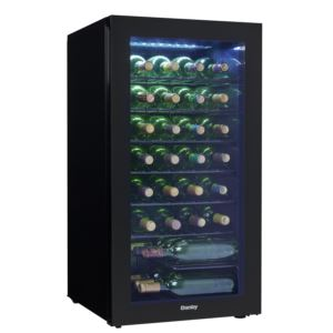 36 Bottles Storage Wine Cooler