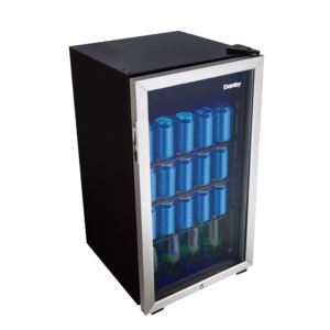 17 (355ml) Can Capacity Beverage Center