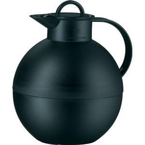 32oz Kugel Glass Vacuum Insulated Plastic Carafe Black