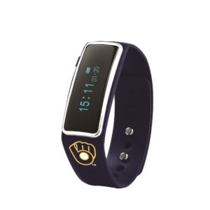 Milwaukee Brewers Nuband Activity and Sleep Tracking Band-