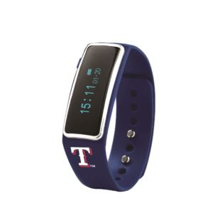 Texas Rangers Nuband Activity and Sleep Tracking Band-