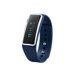 Nuband Lite Black Activity and Sleep Tracker-