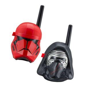 Star Wars Kylo Ren & Sith Trooper Walkie Talkies Ages 3+ Years